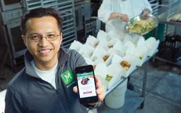 Chàng trai gốc Việt này đã thay đổi hoàn toàn ngành dịch vụ giao đồ ăn Mỹ