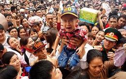Với 8.000 lễ hội mỗi năm, trung bình mỗi ngày người Việt có 22 lễ hội, mỗi giờ có 1 lễ hội