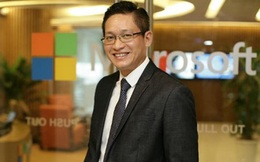 CEO Microsoft Việt Nam: Khi hai bên cùng thắng, trở về thấy bình yên lắm