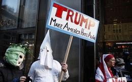 Nước Mỹ đã chia rẽ trước khi Trump đắc cử