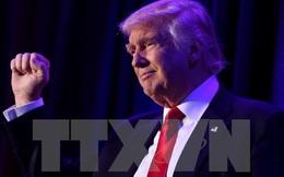 AFP bình chọn ông Donald Trump là nhân vật của năm 2016