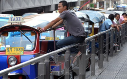 Đa số người dân Thái Lan bi quan về thực trạng nền kinh tế