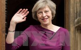 Bà Theresa May sẽ sớm trở thành Thủ tướng Anh