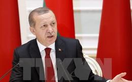 """Thổ Nhĩ Kỳ không còn """"mặn mà"""" việc gia nhập Liên minh châu Âu"""