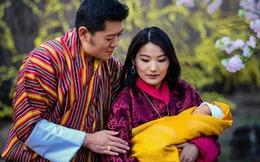 Quốc gia hạnh phúc nhất thế giới vừa cầu nguyện cho hoàng tử mới sinh theo cách không thể tuyệt vời hơn