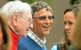 Các tỷ phú Mỹ dẫn đầu thế giới về hoạt động từ thiện