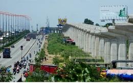 Tất bật thi công đại dự án metro số 1 Bến Thành - Suối Tiên