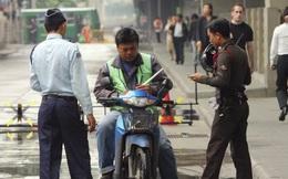 Uber và Grab chính thức tạm ngưng dịch vụ xe ôm tại Bangkok