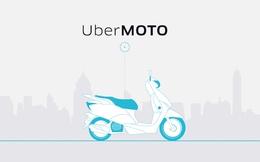 Uber ra mắt dịch vụ UberMoto cạnh tranh với GrabBike