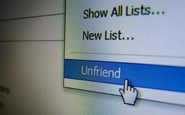 Đã đến lúc xóa bớt bạn bè trên Facebook