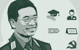 Chân dung Thiếu tướng Nguyễn Mạnh Hùng - CEO đầu tiên trở thành Ủy viên Quân ủy Trung ương