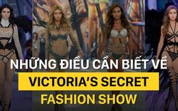 [Mutex] Chỉ cần 2 phút, bạn sẽ hiểu hết về show nội y đắt giá nhất hành tinh - Victoria's Secret
