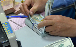 Giá USD trong ngân hàng tăng mạnh
