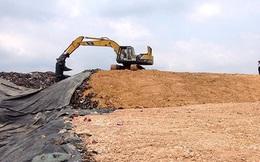 Viện áp lực dư luận, Đa Phước đòi trả TP.HCM 2.000 tấn rác/ngày