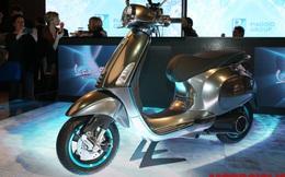 Người Việt có xe máy điện đi cả mấy năm nay, Vespa mới chịu tung ra Elettrica, giá đắt hơn cả chục lần