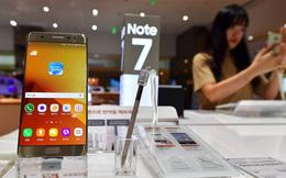 Galaxy Note 7 đổi mới vẫn cháy nổ, vì sao?