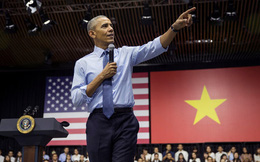"""Vì sao người Việt hâm mộ """"soái ca"""" Obama hơn cả các ngôi sao thế giới?"""