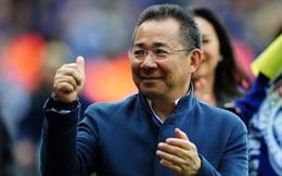 Ông chủ người Thái của Leicester City và khối tài sản tỷ đô ít ai ngờ tới