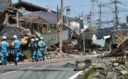 Cứu hộ Nhật Bản chạy đua với thời gian để cứu người bị vùi lấp