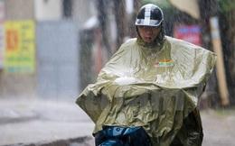 Bắc Bộ và Bắc Trung Bộ tiếp tục có mưa dông trên diện rộng