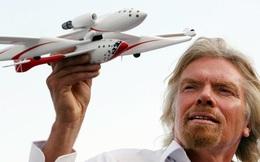 10 bước chinh phục mục tiêu của Richard Branson