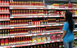 Thị trường nước chấm, tương ớt: DN nội chiếm ưu thế