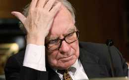 Warren Buffett vừa mất ngôi vị giàu thứ 3 thế giới