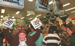 Windows 95 đã từng ra mắt hoành tráng như thế