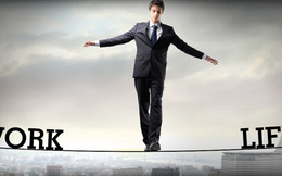 Đừng cố cân bằng công việc và cuộc sống nữa, điều đó chỉ làm bạn stress hơn mà thôi