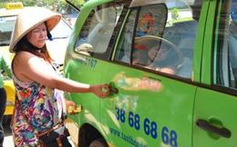 Sợ bị phạt, taxi đồng loạt giảm giá cước