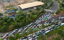 Xây cầu vượt thép gần sân bay Tân Sơn Nhất, giảm kẹt xe