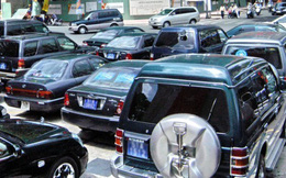Thanh lý 264 xe công: Bộ Tài chính không rõ ai mua