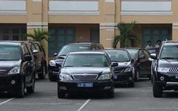 Bộ Tài chính yêu cầu sếp SCIC, VDB khoán xe công trong tháng 12