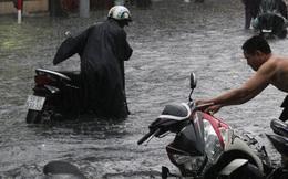 Tuyệt chiêu xử lý khi xe chết máy do ngập nước
