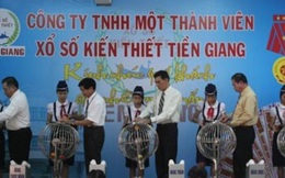"""Người có """"lương khủng"""" tại Công ty Xổ số Tiền Giang: Gần 1 tỉ đồng/năm"""