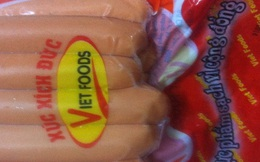 Xúc xích Viet Foods vừa bị thu giữ gây ung thư như thế nào?
