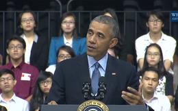 Sau Truyện Kiều, đến lượt Sơn Tùng MTP xuất hiện trong bài nói chuyện của ông Obama