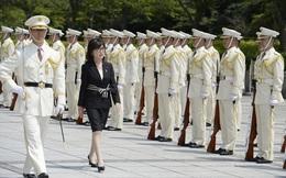 Nữ Bộ trưởng Quốc phòng Nhật được chọn kế nhiệm ông Abe?