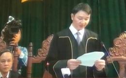 Đại án Oceanbank: Tuyên án tử hình Nguyễn Xuân Sơn, Hà Văn Thắm nhận án chung thân