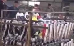 Kho hàng nửa triệu đôi giày dép giả thương hiệu lớn khiến hàng triệu khách 'sập bẫy'
