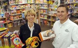 Đừng bao giờ coi thường trẻ em: Một công ty đồ chơi lớn tại Mỹ đã ra đời từ ý tưởng của cậu bé 10 tuổi