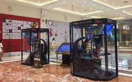 Hộp chứa chồng: Xu hướng mới tại trung tâm mua sắm Trung Quốc
