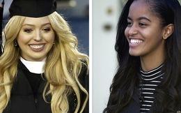 """Cuộc sống sinh viên của các cô nàng """"trâm anh thế phiệt"""" Malia Obama hay Tiffany Trump... có gì khác biệt?"""