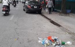 Vứt rác thải không đúng nơi quy định: Phạt tiền triệu nhưng nhiều người vẫn thờ ơ