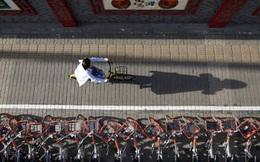 """""""Uber xe đạp"""" Trung Quốc gặp khó vì kẻ trộm"""