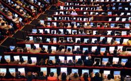 Thói quen mỗi khi lên lớp đang khiến điểm số của các sinh viên đại học tụt dốc không phanh