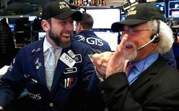 Dow Jones đóng cửa trên 24.000 điểm lần đầu tiên trong lịch sử nhờ kỳ vọng cải cách thuế