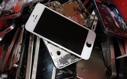 Đây là nơi những chiếc điện thoại iPhone an nghỉ, và được tái sinh