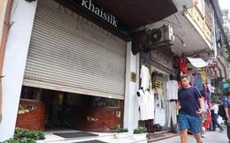 Kiểm tra cửa hàng Khaisilk: Tạm thu giữ khoảng hơn 50 sản phẩm, tổng giá trị hơn 30 triệu