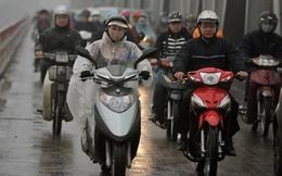Hà Nội tiếp tục mưa rét, nhiệt độ xuống 14 độ C